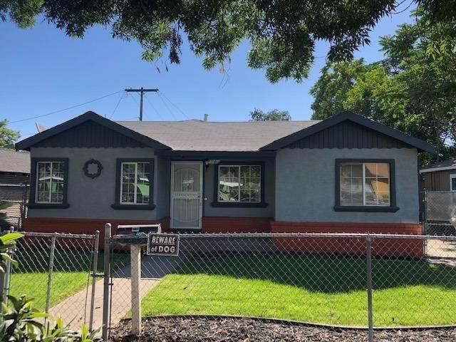 718 Searchlight Avenue, Stockton, CA 95205 (MLS #20037579) :: Keller Williams - The Rachel Adams Lee Group
