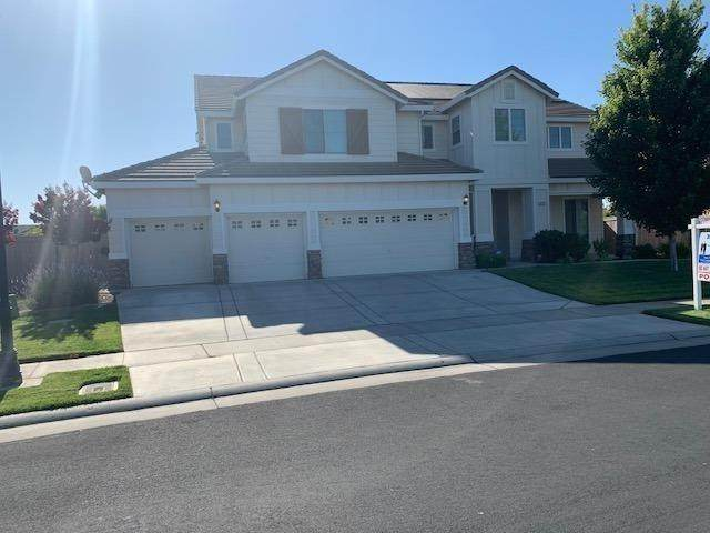 8284 Bonito Circle, Elk Grove, CA 95757 (MLS #20038346) :: The Merlino Home Team