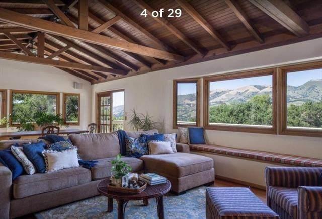 180 Calle De La Ventana, Carmel Valley, CA 93924 (MLS #20042379) :: The MacDonald Group at PMZ Real Estate