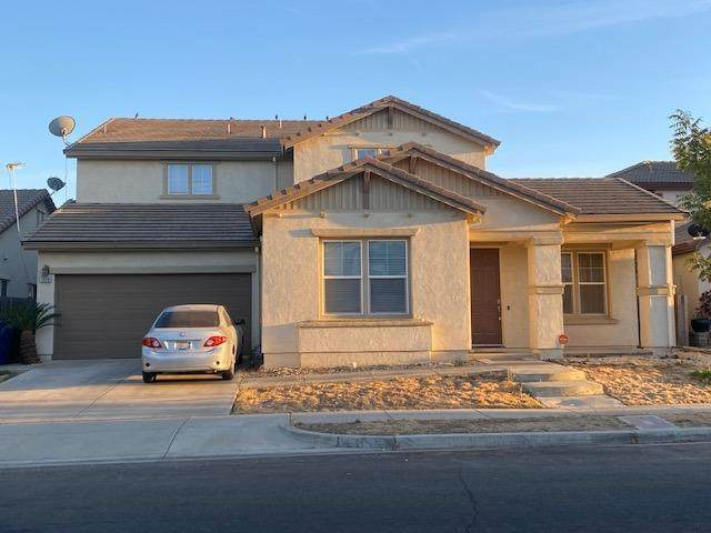 1420 Cliff Swallow Drive, Patterson, CA 95363 (MLS #20062351) :: The Merlino Home Team