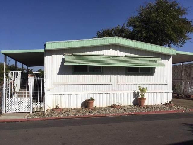 5100 N N. Hwy 99 #245, Stockton, CA 95212 (MLS #20062435) :: The Merlino Home Team