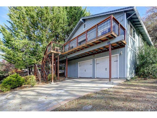14161 Lodgepole Drive, Penn Valley, CA 95946 (MLS #20072872) :: The MacDonald Group at PMZ Real Estate