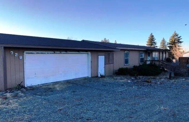 729 Roundup Drive, Loyalton, CA 96118 (MLS #20074831) :: Keller Williams - The Rachel Adams Lee Group