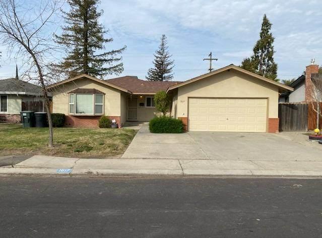 1617 Marsha Court, Modesto, CA 95350 (MLS #221012461) :: eXp Realty of California Inc