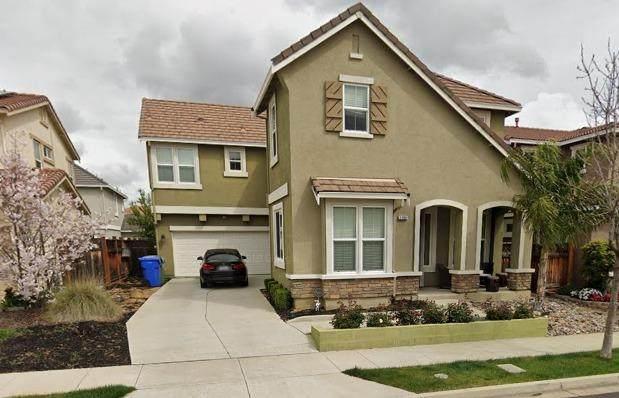 2259 Black Stone Drive, Brentwood, CA 94513 (MLS #221014609) :: Deb Brittan Team