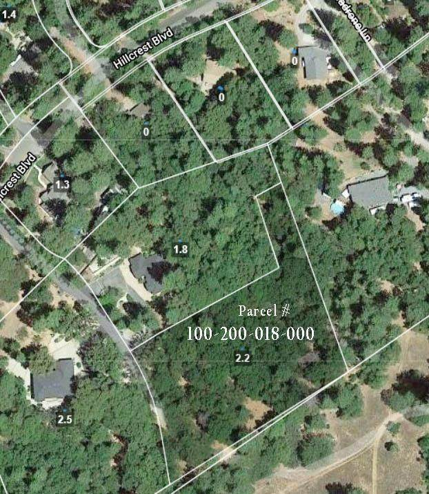0 Hillcrest Boulevard, Colfax, CA 95713 (#221023448) :: The Lucas Group