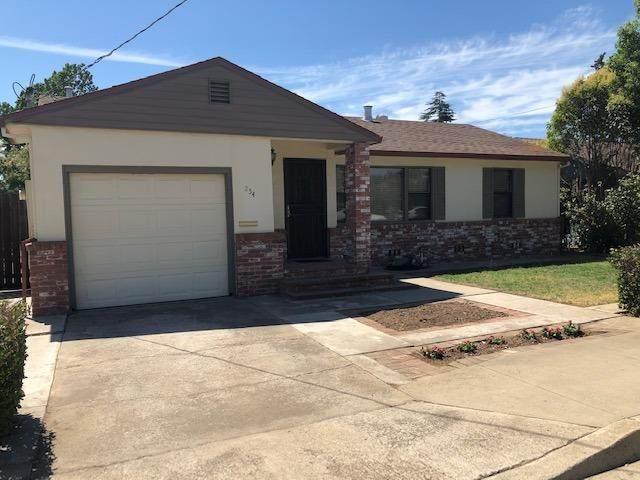 254 Warrington Avenue, Oakdale, CA 95361 (MLS #221082261) :: Keller Williams - The Rachel Adams Lee Group