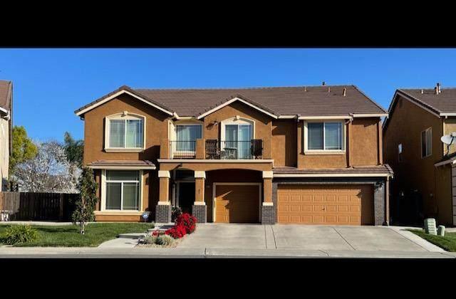 21 Spinel Circle, Sacramento, CA 95834 (MLS #221083620) :: Deb Brittan Team
