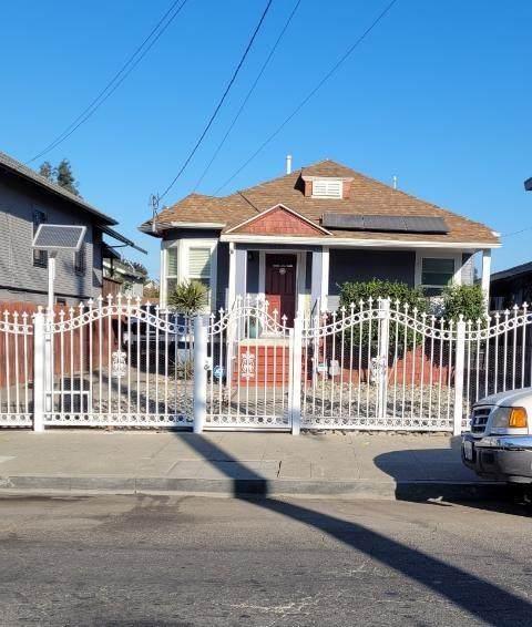 1429 50th Avenue, Oakland, CA 94601 (MLS #221116604) :: Heather Barrios