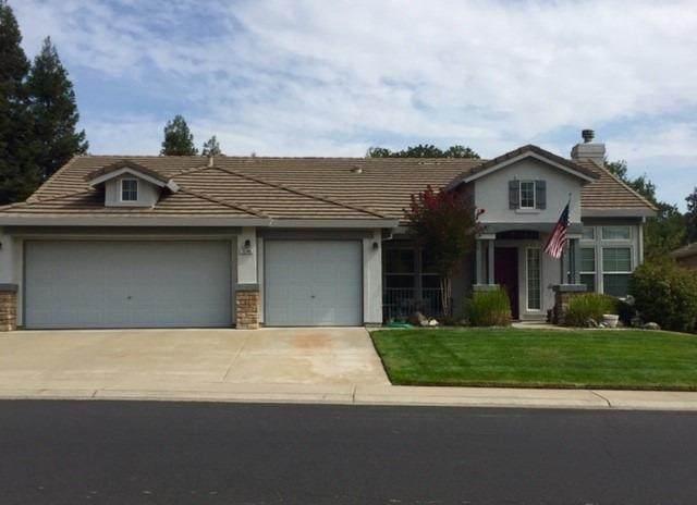15380 Murieta South Parkway, Rancho Murieta, CA 95683 (MLS #221120210) :: Heidi Phong Real Estate Team