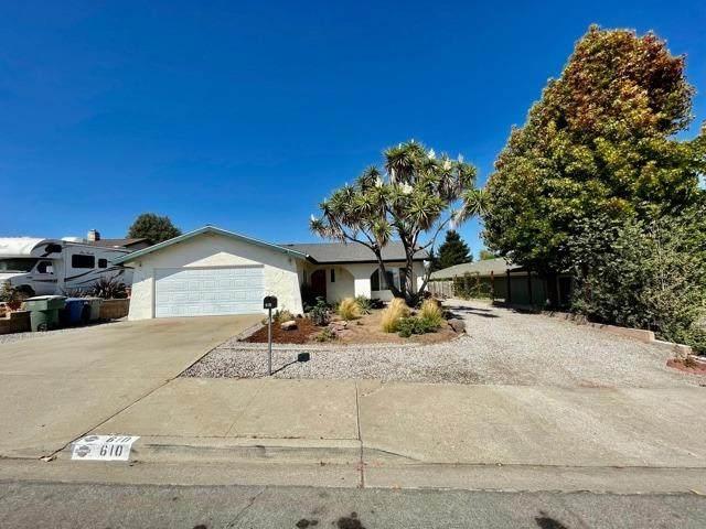 610 Cerro Vista Lane, Arroyo Grande, CA 93420 (MLS #221123513) :: Heather Barrios