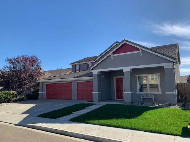 716 Gibralter Lane, Newman, CA 95360 (#221135652) :: Tana Goff Real Estate and Home Sales