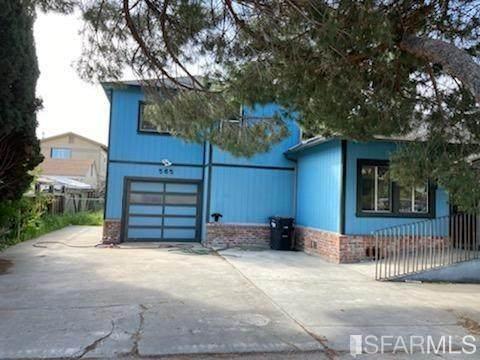 565 Hurlingame Avenue, Redwood City, CA 94063 (#421542990) :: Rapisarda Real Estate