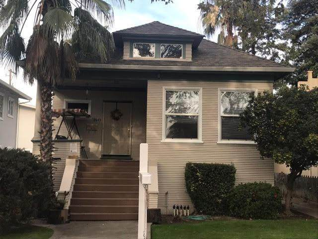 2615 U Street, Sacramento, CA 95818 (MLS #20067783) :: Heidi Phong Real Estate Team