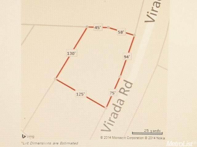 0 Virada Road, Cameron Park, CA 95682 (MLS #20076674) :: Keller Williams Realty