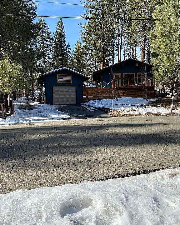 1890 Guadalupe Street, South Lake Tahoe, CA 96150 (MLS #20078885) :: The MacDonald Group at PMZ Real Estate