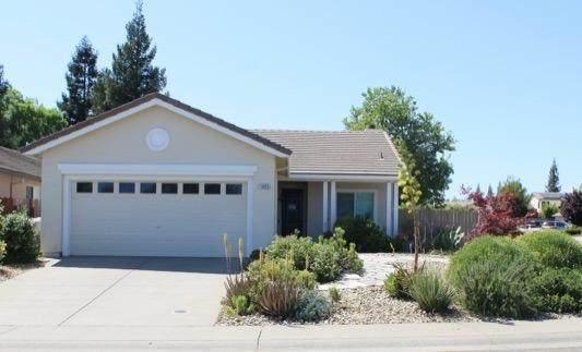 1005 Rathbone Circle, Folsom, CA 95630 (MLS #221044780) :: Keller Williams - The Rachel Adams Lee Group