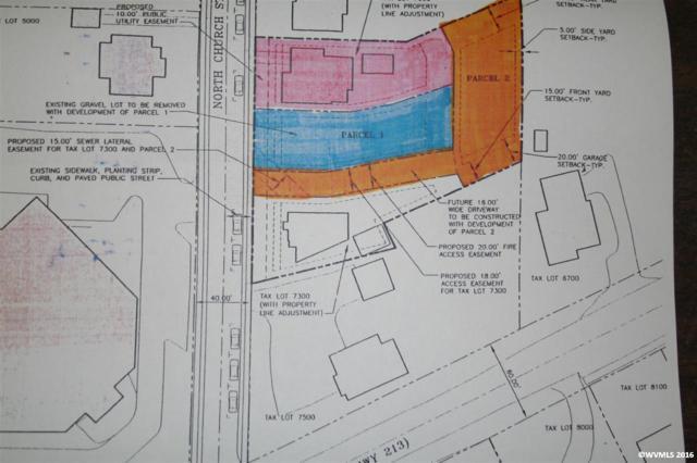 N Church (Parcel #1), Silverton, OR 97381 (MLS #709283) :: HomeSmart Realty Group