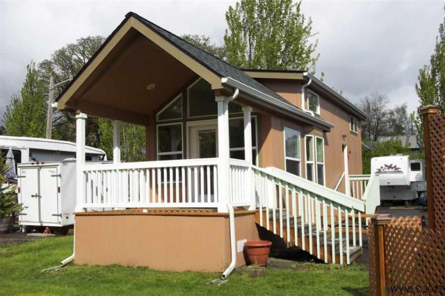 28800 Salmon River (#124) #124, Grand Ronde, OR 97347 (MLS #718275) :: HomeSmart Realty Group