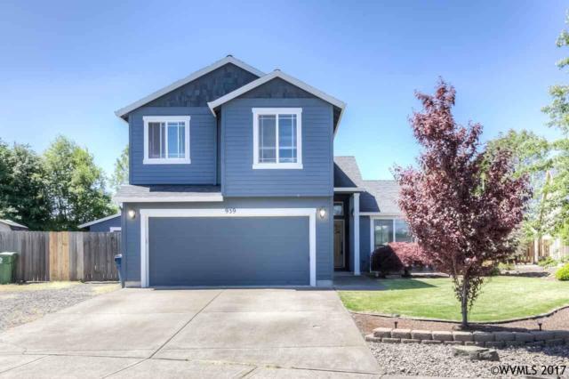 939 Highberger Lp, Aumsville, OR 97325 (MLS #718872) :: HomeSmart Realty Group