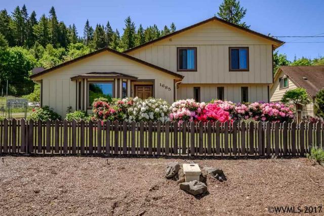 1685 Cedar St, Sweet Home, OR 97386 (MLS #718882) :: HomeSmart Realty Group