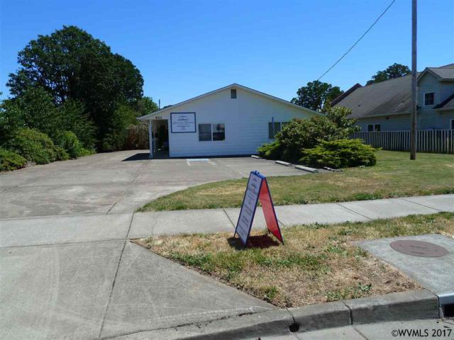 401 S 19th, Philomath, OR 97370 (MLS #721103) :: Sue Long Realty Group