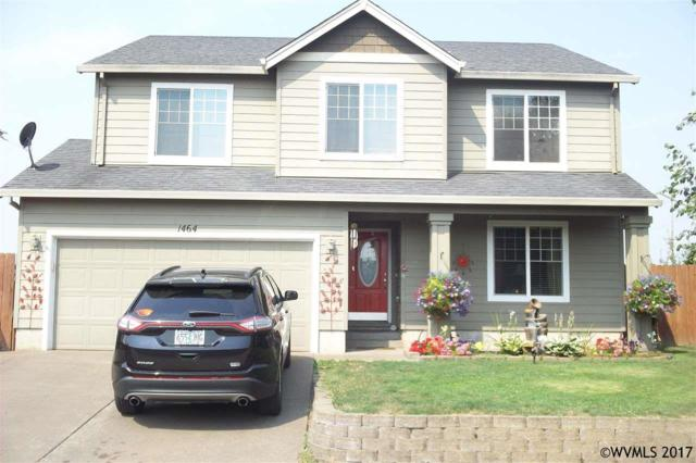 1464 Parkmeadow Ct, Monmouth, OR 97361 (MLS #722354) :: Sue Long Realty Group