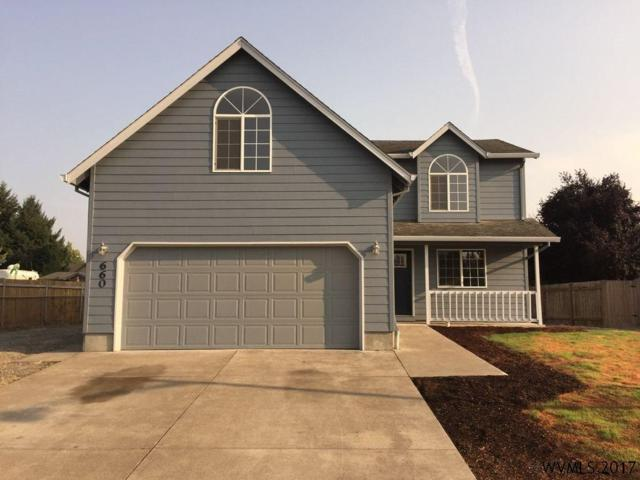 660 Greenwood Dr, Jefferson, OR 97352 (MLS #722900) :: Sue Long Realty Group