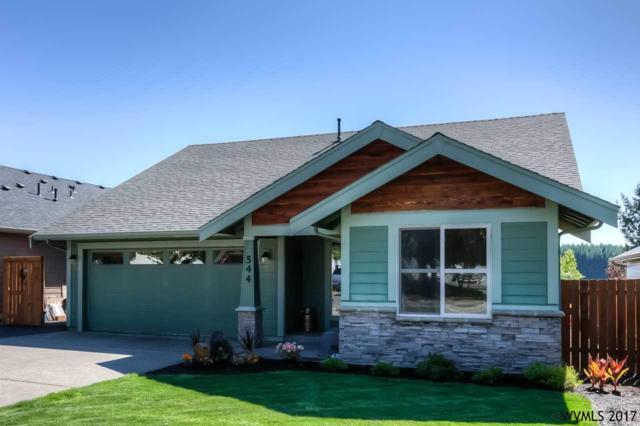 544 NE Polk Station Rd, Dallas, OR 97338 (MLS #722907) :: Sue Long Realty Group