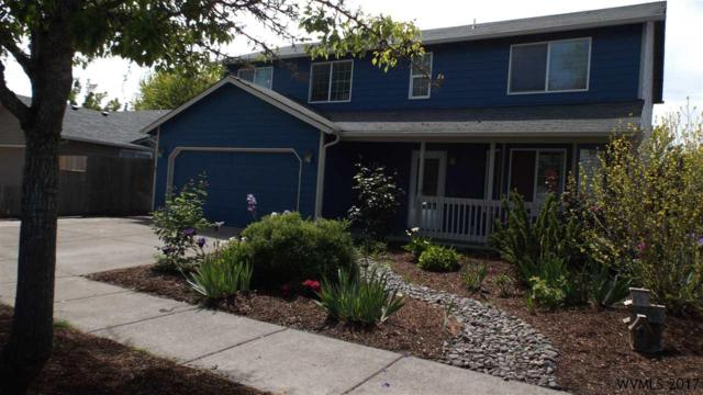 660 Hyacinth St, Independence, OR 97351 (MLS #722909) :: Sue Long Realty Group