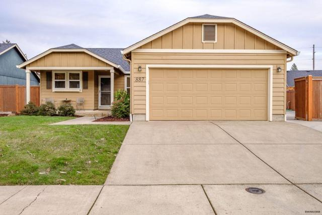 887 Oakmont Lp NE, Albany, OR 97321 (MLS #724355) :: Sue Long Realty Group