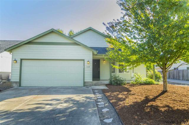 145 Independence Way, Independence, OR 97351 (MLS #725197) :: Sue Long Realty Group