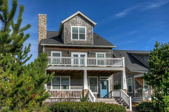 361 Bella Beach Dr, Depoe Bay, OR 97341 (MLS #725582) :: HomeSmart Realty Group