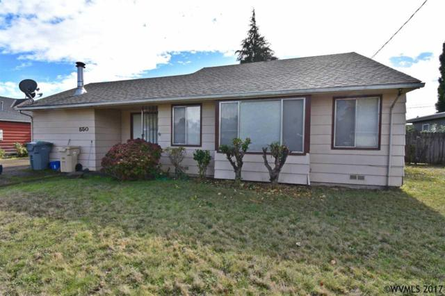 550 W D St, Lebanon, OR 97355 (MLS #725745) :: Sue Long Realty Group
