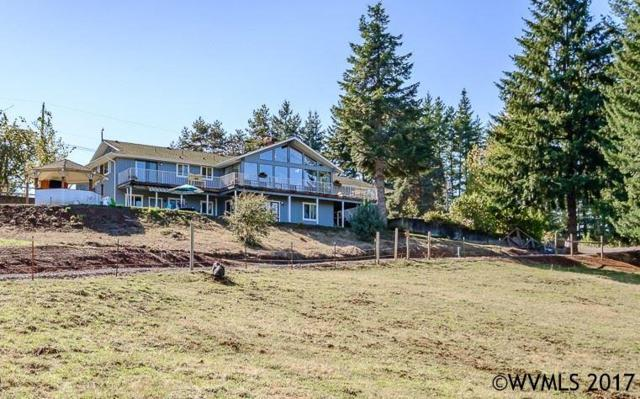 27591 Riggs Hill Rd, Sweet Home, OR 97386 (MLS #725749) :: HomeSmart Realty Group