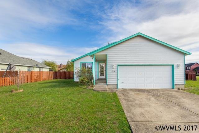 713 SE Meadows Lp, Sheridan, OR 97378 (MLS #726611) :: HomeSmart Realty Group