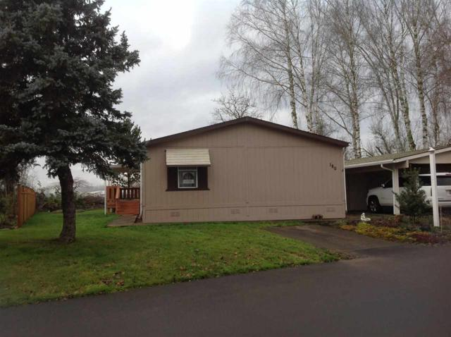 5050 Columbus (#180) SE #180, Albany, OR 97322 (MLS #727970) :: HomeSmart Realty Group