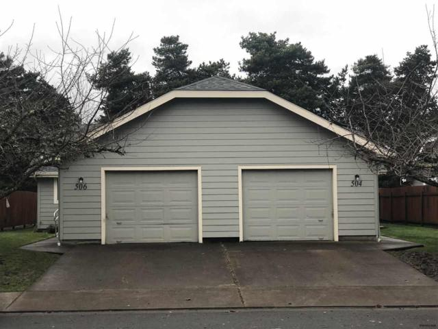 504 Southgate (- 506) N, Monmouth, OR 97361 (MLS #728228) :: Sue Long Realty Group