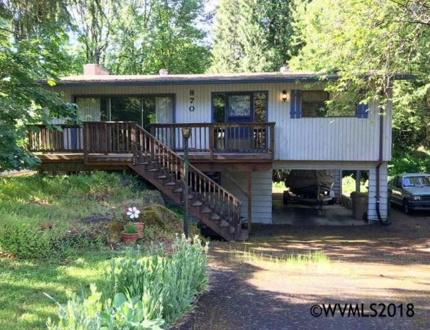 870 Lake Forest Dr, Lake Oswego, OR 97034 (MLS #728486) :: Gregory Home Team