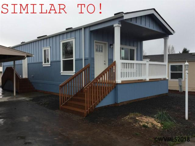 450 SE Lacreole (#121) #121, Dallas, OR 97338 (MLS #728504) :: HomeSmart Realty Group