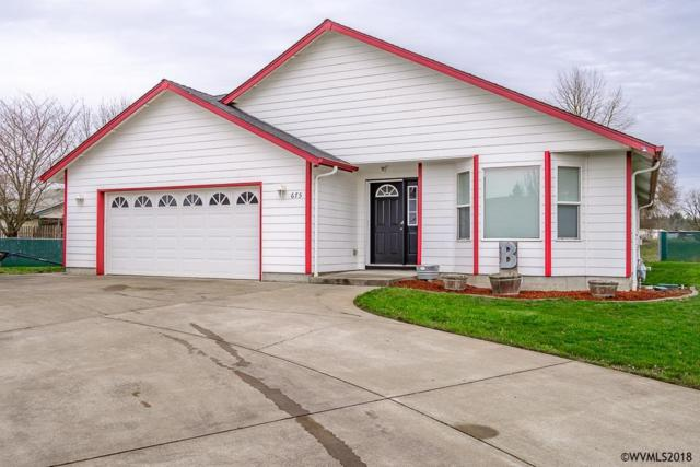 675 High Ct, Jefferson, OR 97352 (MLS #728984) :: HomeSmart Realty Group