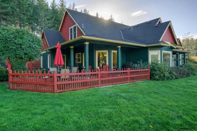 24382 Finch Ln, Philomath, OR 97370 (MLS #729403) :: Sue Long Realty Group