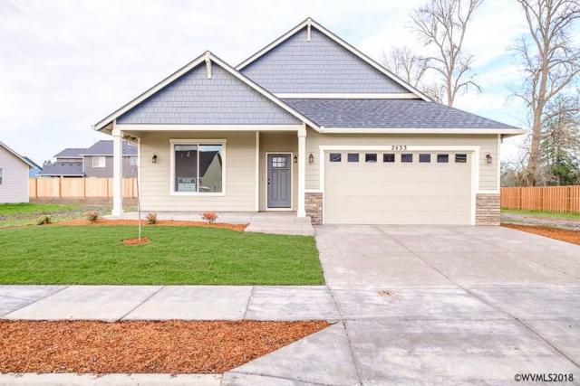 9944 Elk (Lot #9) St, Aumsville, OR 97325 (MLS #729449) :: Gregory Home Team