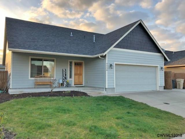 3458 Bald Eagle Dr, Lebanon, OR 97355 (MLS #729579) :: Sue Long Realty Group