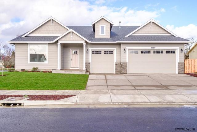 9931 Deer (Lot #12) St, Aumsville, OR 97325 (MLS #729840) :: Gregory Home Team