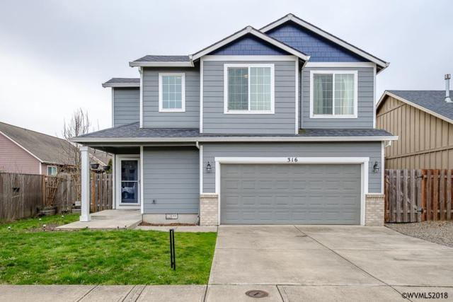 316 Stormy St NE, Albany, OR 97322 (MLS #730166) :: HomeSmart Realty Group