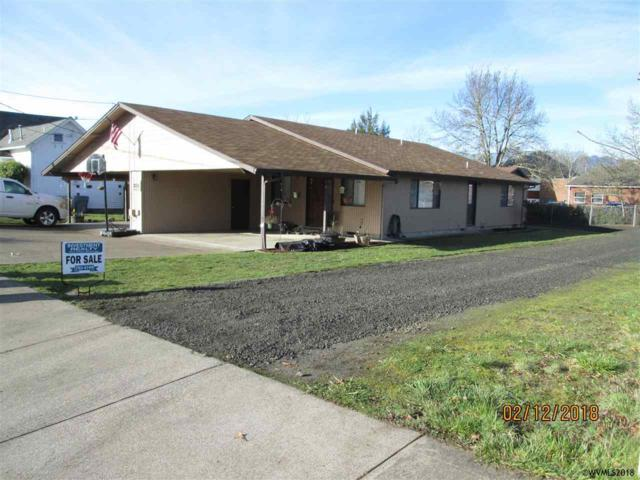 300-302 S 17th, Philomath, OR 97370 (MLS #730472) :: Sue Long Realty Group
