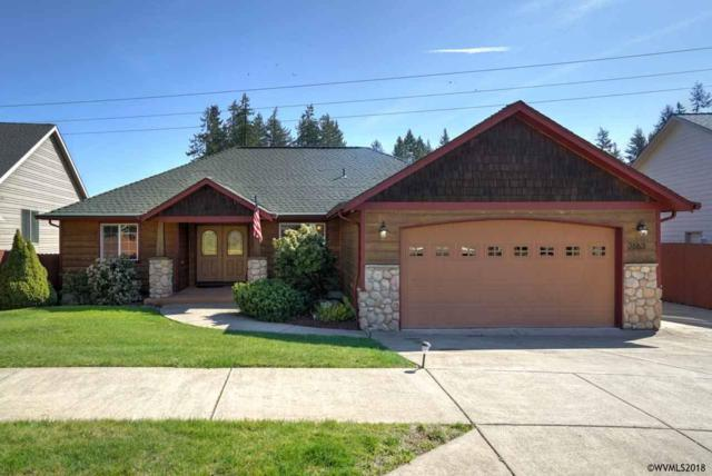 2663 Oak Ridge St NW, Albany, OR 97321 (MLS #730644) :: Sue Long Realty Group