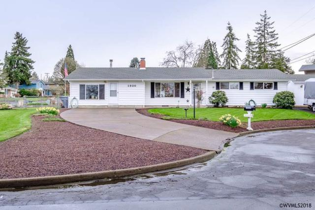 1920 Crest Pl, Albany, OR 97321 (MLS #730723) :: Sue Long Realty Group