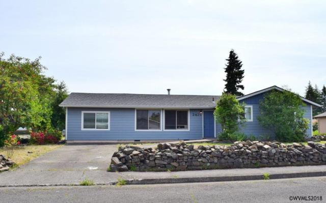 2425 S 3rd St, Lebanon, OR 97355 (MLS #730776) :: Sue Long Realty Group